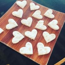 San Valentín en Instagram: los corazones de Eva Longoria