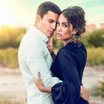 San Valentín en Instagram: Hiba Abouk celebra el 14 de febrero con Álex González