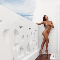 Desnudas en Instagram: Malena Costa, sin nada de ropa