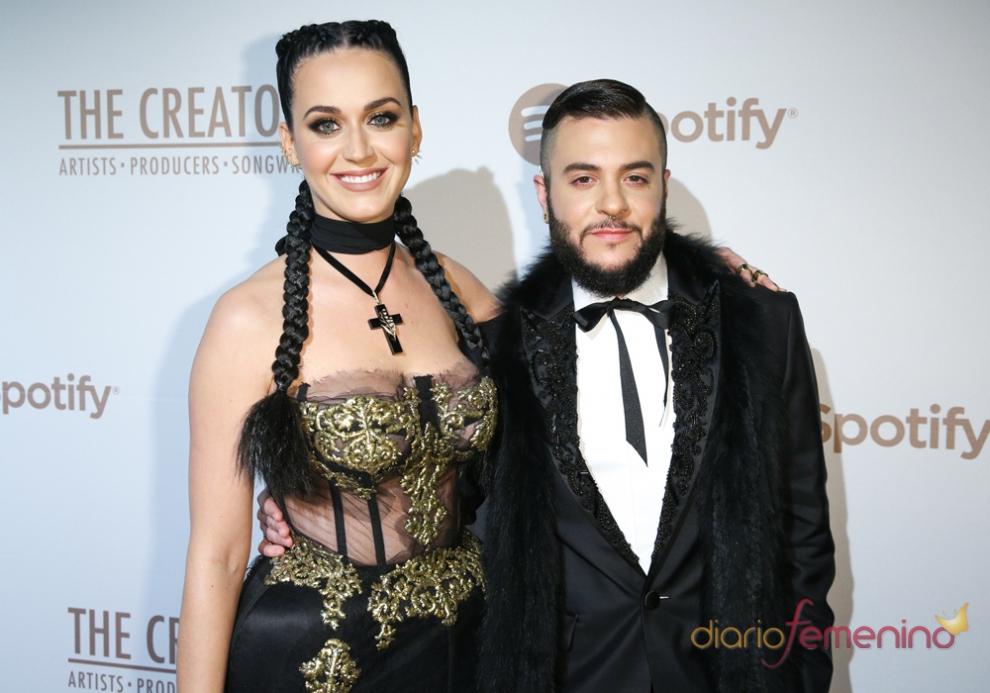 Fiesta de Spotify: Katy Perry, la reina de la fiesta