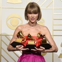 Momentazos Grammys 2016: Taylor Swift, demostrando que es la reina