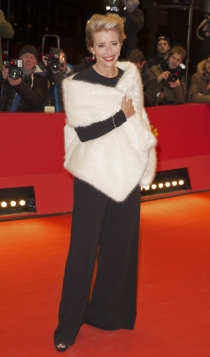 Berlinale 2016: Emma Thompson, muy guapa