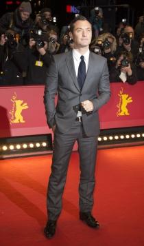 Berlinale 2016: Jude Law, hecho un pincel