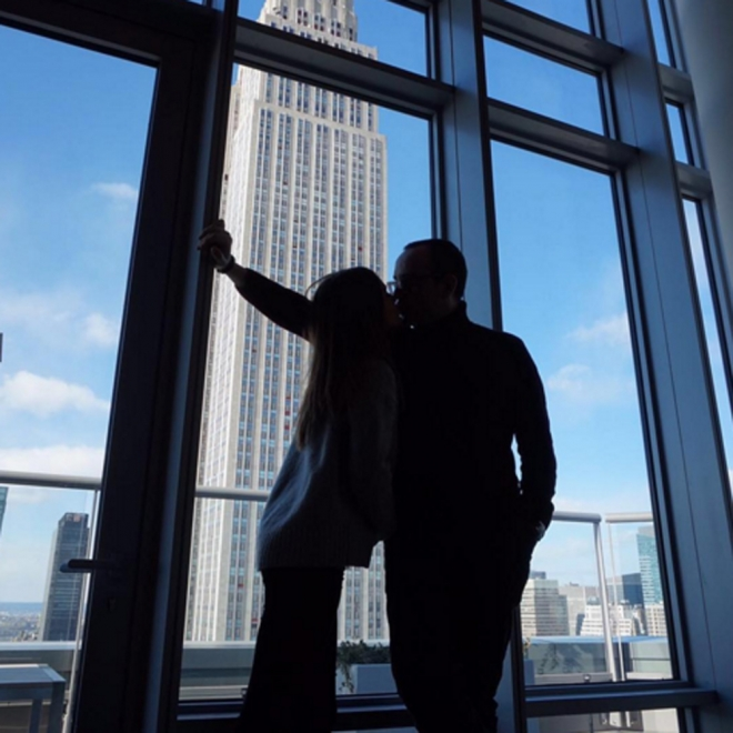 Nueva York: la ciudad de los sueños de Laura Escanes y Risto Mejide
