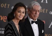 Isabel Preysler y Mario Vargas Llosa, en los Goya 2016