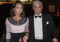 Mario Vargas Llosa e Isabel Preysler, una pareja con mucho amor