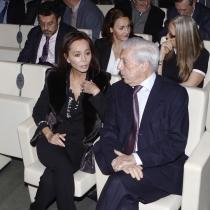 Isabel Preysler y Vargas Llosa, conversaciones de enamorados