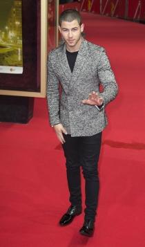 Berlinale 2016: Nick Jonas, muy guapo