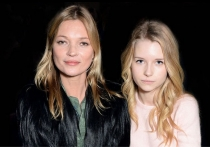 Hermanas en la moda: Kate Moss y Lottie Moss