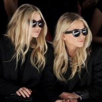 Hermanas en la moda: Mary Kate y Ashley Olsen