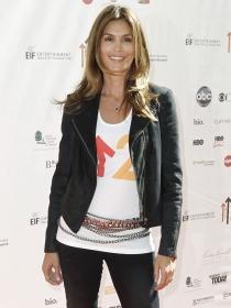 Cindy Crawford y su estilo innato de supermodelo