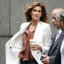 Cindy Crawford, toda una business woman