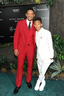 Padres e hijos actores: Jaden y Will Smith