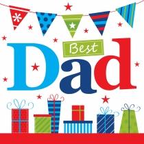 Tarjetas Día del Padre: los colores de la felicidad