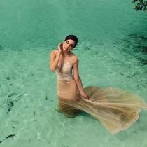 Ximena Navarrete, entregada al mundo de la moda