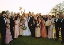 Taylor Swift, dama de honor en la boda de una amiga