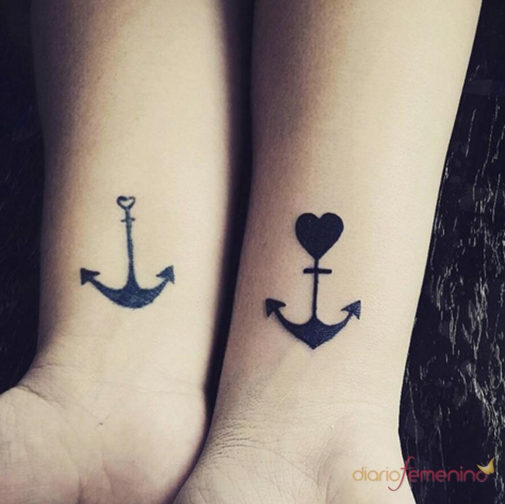 Anclas De Tatuajes Para Mujer tatuajes de anclas para mujeres - tatuajes pequeños