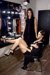 El doble de cera de Kendall Jenner
