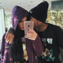 Kylie Jenner y Tyga presumen de su amor en Instagram