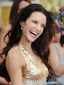 Kristin Davis, la sonrisa más dulce de Sexo en Nueva York