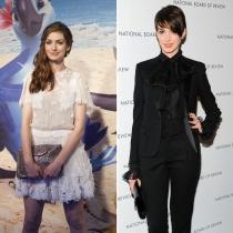 Cortes de pelo famosas: Anne Hathaway, mejor con bob