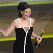 Momentazos Oscars: Julia Roberts, ¡ya tengo una tele!