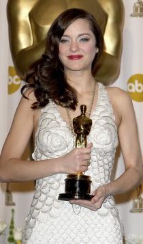 Actrices que ganaron un Oscar: Marion Cotillard