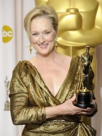 Actrices que ganaron un Oscar: el tercero para Meryl Streep
