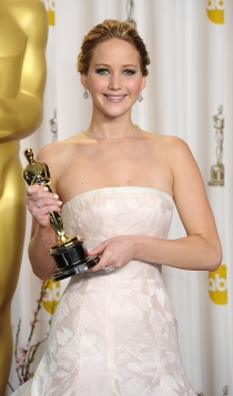 Actrices que ganaron un Oscar: un premio para Jennifer Lawrence