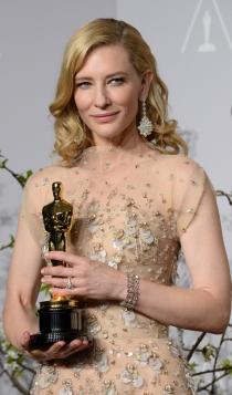Actrices que ganaron un Oscar: Cate Blanchett