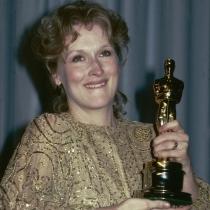 Actrices que tienen un Oscar: el primero de Meryl Streep