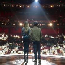 Oscars 2016 en Instagram: Sofía Vergara en los ensayos