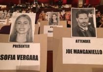 Oscars 2016 en Instagram: Sofía Vergara y Joe Manganiello