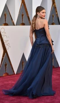 Oscars 2016: Sofía Vergara, patinazo en la alfombra roja