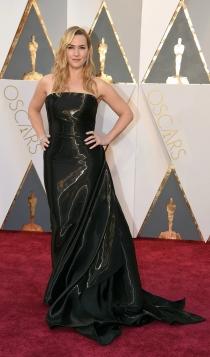 Oscars 2016: Kate Winslet, de Ralph Lauren