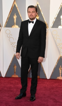 Oscars 2016: DiCaprio en la red carpet, el más esperado