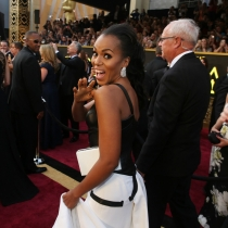 Momentazos Oscars 2016: la cara más graciosa de Kerry Washington