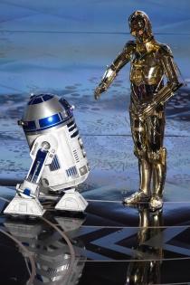 Gala Oscars 2016: El momento Star Wars