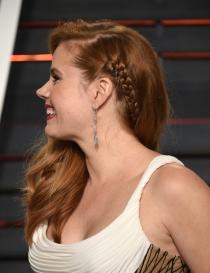 Peinados Oscars 2016: la trenza de Amy Adams