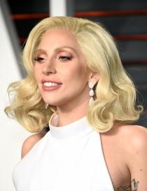 Peinados de Oscar: Lady Gaga y el volumen de sus ondas