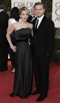 DiCaprio y Kate Winslet deben estar juntos por su saber estar en la red carpet