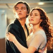 DiCaprio y Kate Winslet, el amor que sobrevivió al naufragio