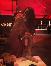 Brie Larson, una princesa moderna con su Oscar