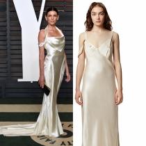 Liberty Ross, una novia de Calvin Klein en los Oscars 2016