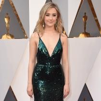 Braless: no llevar sujetador llega a los Oscars