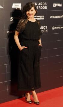 Marian Álvarez, total black