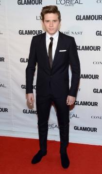 Brooklyn Beckham, clase y elegancia familiar