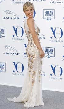 Elsa Pataky, su posado más sensual en un evento