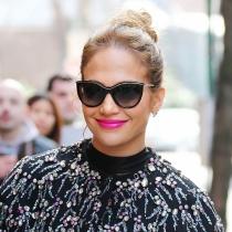 El mejor moño de Jennifer Lopez