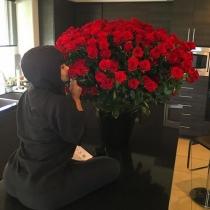 El San Valentín más especial de Blac Chyna y Rob Kardashian